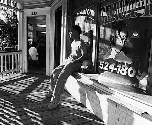 Robin Radin's photos chronicle life in the Jamaica Plain neighborhood.
