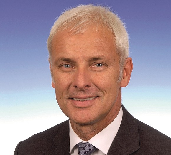 Volkswagen is considering a surprise management shakeup that could include replacing CEO Matthias Mueller.