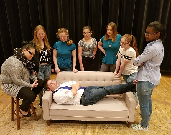 "Joliet Central's production of ""Jake's Women"" is a return to true American comedy. This hilarious show is the story of ..."