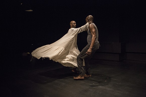 Choreographer David Thomson recently presented his latest work at the new Performance Space New York.