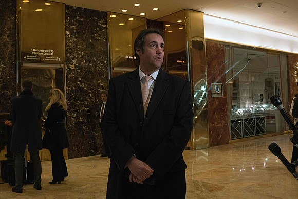 When FBI agents raided Michael Cohen's office and home on Monday, they were looking for -- among other things -- ...