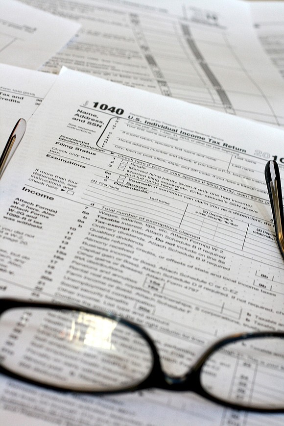 It's that time of year again—tax season. Most people dread the coming of April 15, when annual taxes are due.