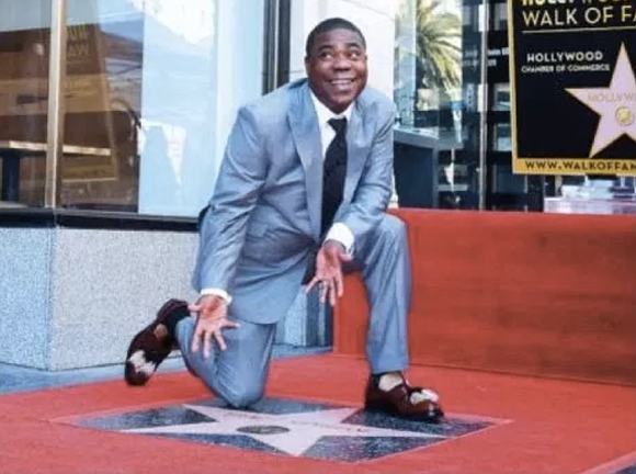 Comedian Tracy Morgan has a lot to smile about. Not only does the funny man have a new sitcom that ...