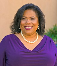 USVI Commissioner of Tourism Beverly Nicholson-Doty