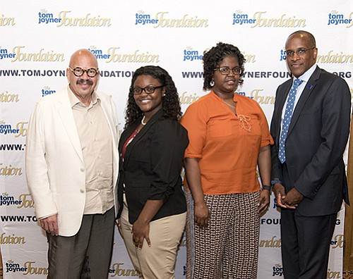 "Daudreanna Baker of Hazlehurst, Miss. is the winner of the 2018 Tom Joyner Foundation® ""Full Ride Scholarship"" that will cover ..."