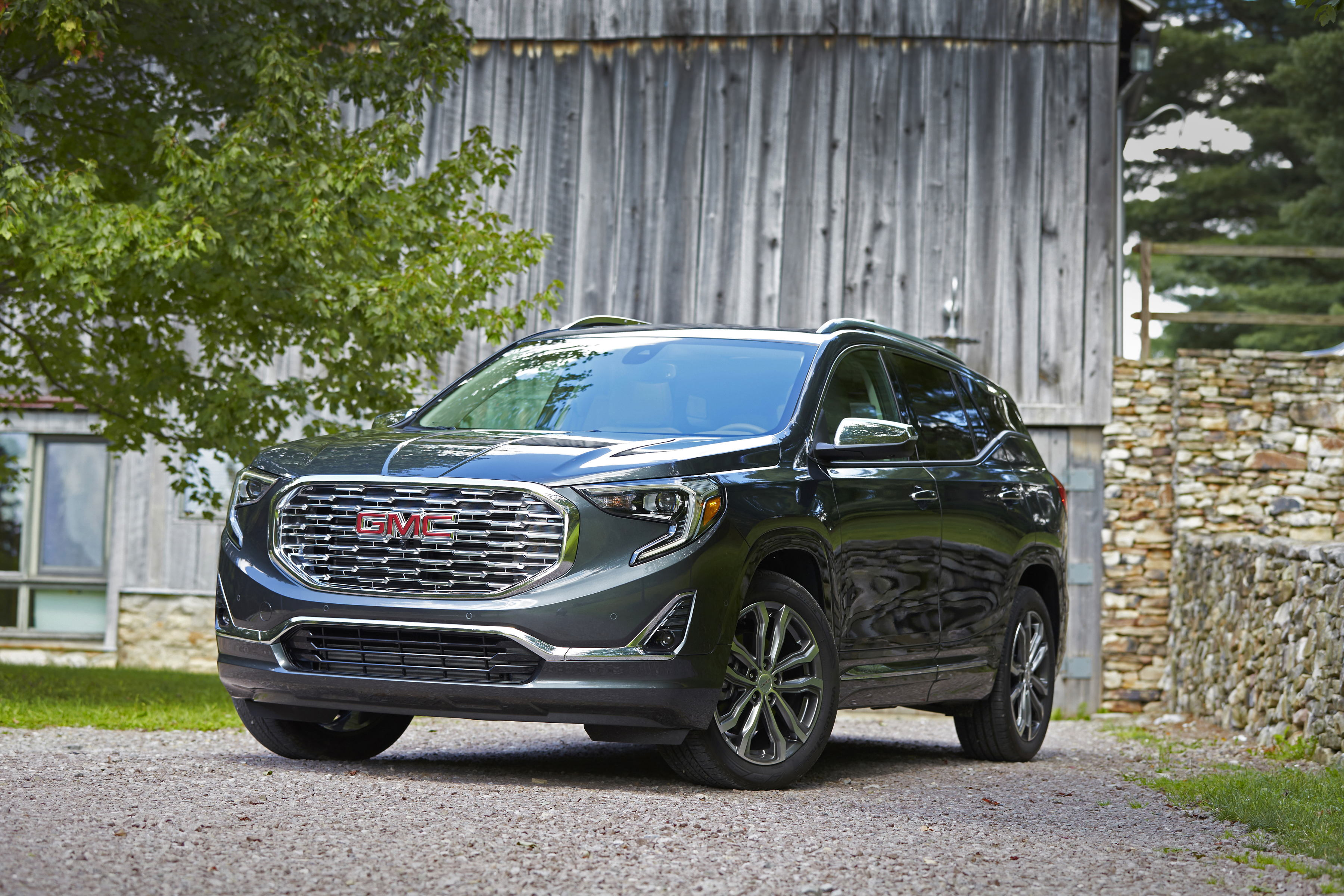 2018 gmc terrain reinvented with a new look engine and so much more houston style magazine. Black Bedroom Furniture Sets. Home Design Ideas