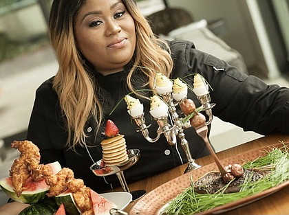Chef Tiffani Janelle