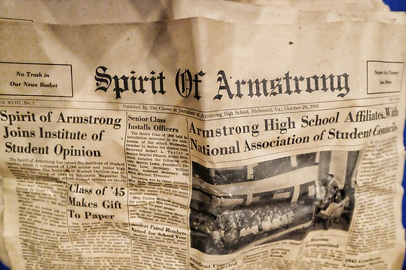 """The Spirit of Armstrong,"" a docudrama about Armstrong High School and the need for equity in education, will be presented ..."