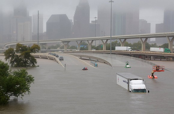 Houston and Harris County each would receive more than $1 billion under Texas' first major Hurricane Harvey recovery spending plan, ...