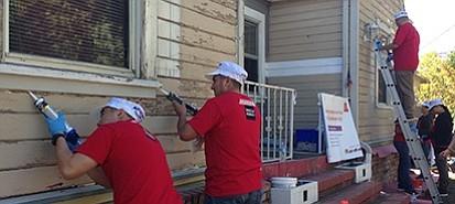 Houston Habitat for Humanity has been awarded a Wells Fargo neighborhood revitalization grant of $22,500.