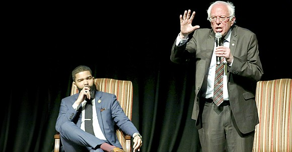 As Bernie Sanders contemplates making another presidential bid in 2020, the Vermont senator still is searching for the right way ...