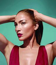 Jennifer Lopez (PRNewsfoto/Inglot Cosmetics)