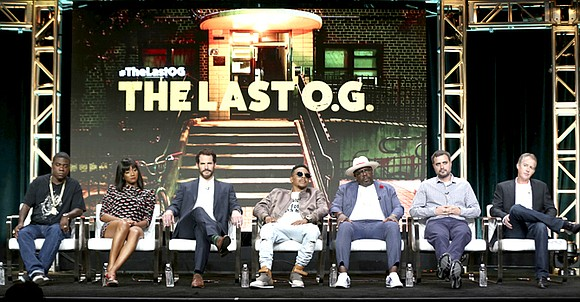"TBS' The Last O.G – as in ""original gangsta"" – starring Tracy Morgan as a man just out of prison ..."