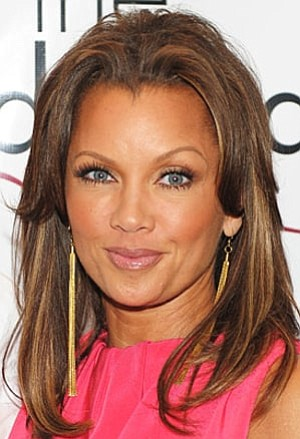 Talk about overcoming the odds… Vanessa Williams...
