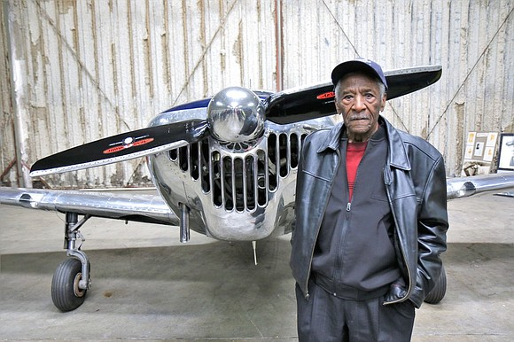 As a young boy, Eugene May, 95, dreamed of flying airplanes. In the early 1940s he went to McKellar-Sipes Regional ...