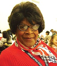 Very little. We still have a lot of prejudice. I think Martin Luther King, Jr. would be disappointed.—Althea Garrison, State Worker, Dorchester