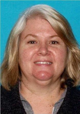 """A nationwide manhunt is underway for a grandmother known as """"Losing Streak Lois"""" to authorities, who believe she killed her ..."""