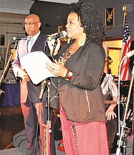 KOIN-TV Channel 6 Anchor Ken Boddie and Portland poet and author S. Renee Mitchell will once again join forces for MC duties at Saturday's annual Healing the Healthcare Blues concert benefitting  Health Care for All Oregon, an organization advocating for universal healthcare.