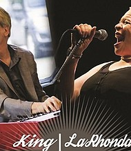 The King Louie Pain Quartet with La Rhonda Steele will be part of the lineup for the annual Inner City Blues – Healing the Healthcare Blues Festival, Saturday, April 21 at the North Portland Eagles Lodge.
