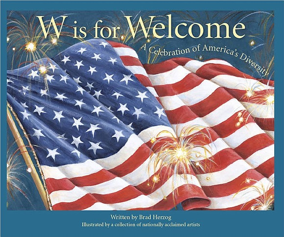 "Book review of ""W is for Welcome: A Celebration of America's Diversity"" by Brad Herzog"