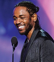 "Kendrick Lamar has won the Pulitzer Prize for music for his album ""DAMN."" which also won the Grammy for Best Rap Album this year."