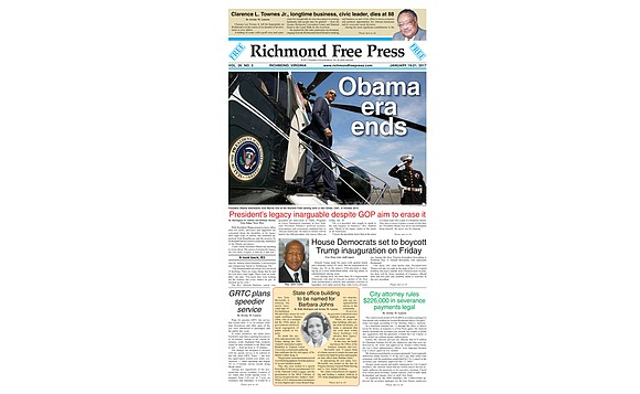 The Richmond Free Press continues its 26-year tradition of award-winning excellence. The newspaper was recognized with 11 awards, including four ...