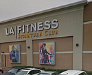 LA Fitness in Secaucus, NJ