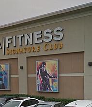 LA Fitness in Secaucus, NJ