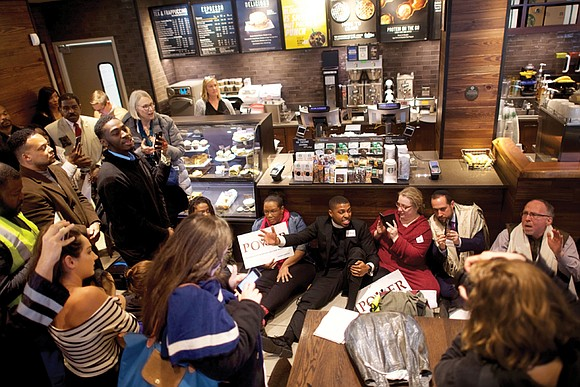 Starbucks Corp. will close 8,000 company-owned U.S. cafés for the afternoon on Tuesday, May 29, to train nearly 175,000 to ...