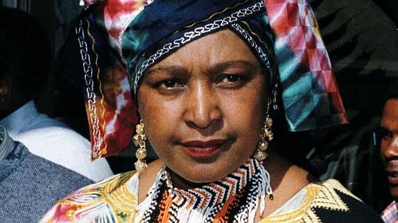 Winnie Mandela—She did not die, she multiplied