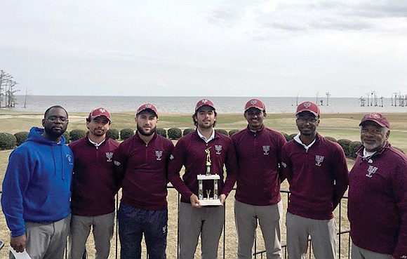 Virginia Union University will partner with Richmond Region Tourism to host the CIAA Golf Championships on April 19 and 20 ...