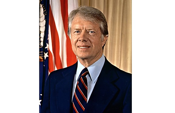 "In his 32nd book, titled simply ""Faith,"" former President Jimmy Carter looks at how belief in God and others has ..."