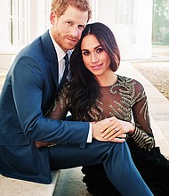 Meghan Markle and Prince Harry will tie the knot on May 19.