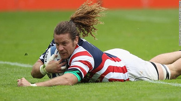 Two years ago, while he was still captain of the USA national team, rugby star Todd Clever was approached by ...