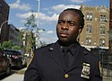 "Sgt. Edwin Raymond was among a group of police officers of color who put their safety and careers at risk by exposing systemic racism in the New York Police Department. The story is told in the fantastic new documentary ""Crime + Punishment."""