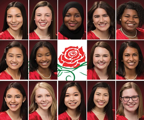 Fourteen outstanding Portland area high school students comprise the 2018 Rose Festival Court presented by Unitus Community Credit Union.