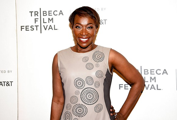 MSNBC's Joy Reid insists that homophobic language in one of her old blog posts is the work of a computer ...