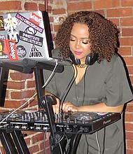 Mélange Boston Day party DJ