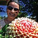 """A melon is transformed into a flower during the annual celebration of Southeast Asian culture and heritage called """"New Year in the Park,"""" an annual event returning to Glenhaven Park in northeast Portland on Saturday, April 28 from 9:30 a.m. to 6 p.m."""