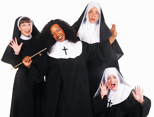 """Sister Act,"" the feel-good musical comedy based on the smash hit 1992 film, takes to the stage in Lake Oswego ..."