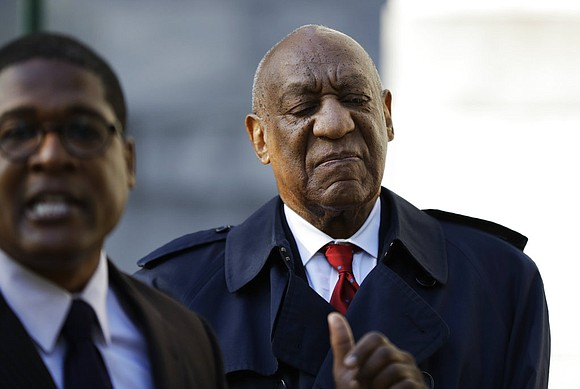 Bill Cosby was convicted Thursday of drugging and molesting a woman in the first big celebrity trial of the #MeToo ...