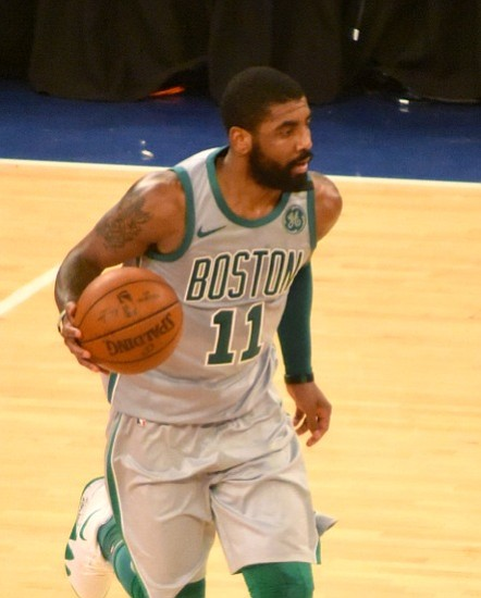 buy online 6198f 765d3 Without Kyrie Irving, Celtics show unwavering fight | New ...
