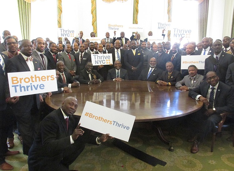 Brothers Thrive Initiative Targets Black Men For Mental Health
