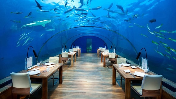 A luxury Maldives resort is about to take the sleeping under-the-sea phenomenon to a whole new level.