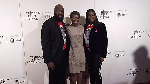 The 2018 Tribeca Film Festival this past Friday night screened the first episode of a six episode series co-produced by ...