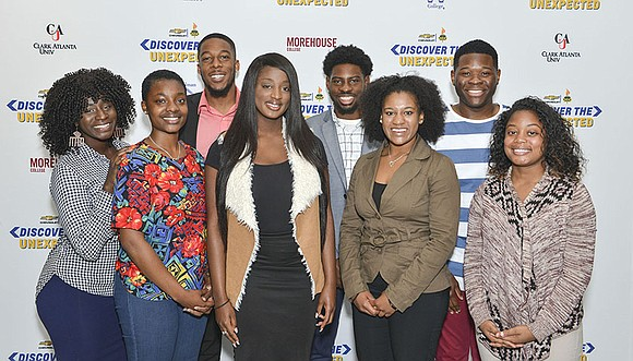 The National Newspaper Publishers Association (NNPA), in partnership with Chevrolet, recently announced that the 2018 Discover The Unexpected (DTU) Journalism ...