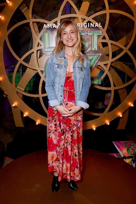 Allison Mack 2013