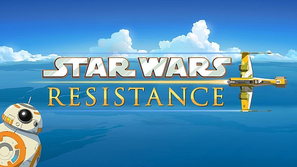 "The ""Star Wars"" universe is expanding again on the animation front with ""Star Wars: Resistance,"" a Disney Channel series set ..."