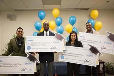 "Sallie Mae's ""Bridging the Dream Scholarship for Graduate Students"" Supports Students Making a Positive Impact"