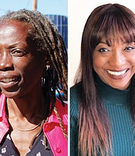 Loretta Smith (from left), Jo Ann Hardesty, D. Bora Harris and Sharon Maxwell are Portland leaders running for elected office, among the many women of color who decided to run for public office across the country this midterm election year.
